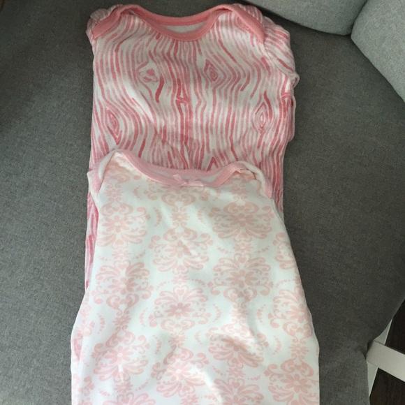 Little Me Pajamas | Baby Girl Sleeper Gowns | Poshmark